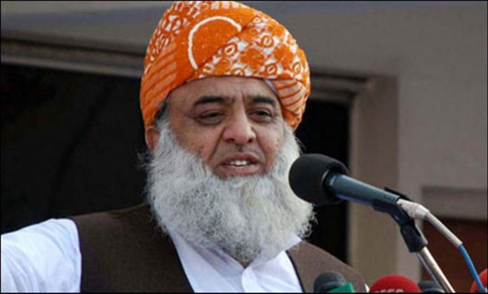 No confidence motion against PM Imran still an option: Fazal ur Rehman