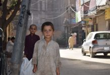 Child labour in KP