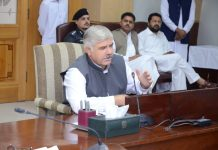 Providing compensation to war-affected traders is govt's responsibility: CM Mehmood