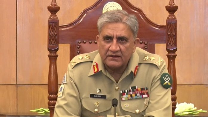 COAS endorses sentence of two army officers, civilian on espionage charges