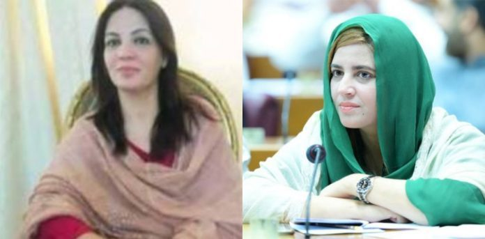 Zartaj Gul withdraws letter to NACTA on PM Imran's directives