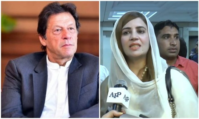 PM Khan takes notice of Zartaj Gul's letter to Nacta for sister's appointment
