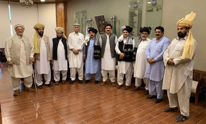 Nine-member tribal jirga formed to discuss Khar Qamar clash