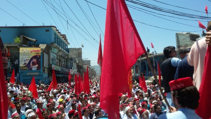 ANP protest against price hike