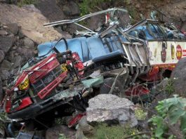 Kohistan Bus accident