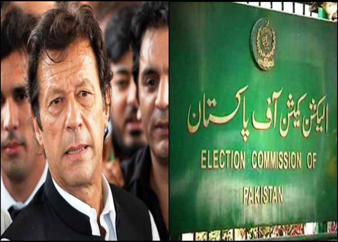ECP turns down PTI's plea seeking secrecy in probe of foreign funding