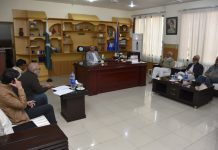 VC vows to upgrade University of Swabi on a par with international educational institutions