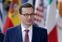 Polish PM accuses Putin of lying about outbreak of World War II