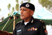 Sanaullah Abbasi appointed new IGP of Khyber Pakhtunkhwa