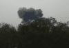 PAF F-16 jet crashes near Shakarparian in Islamabad