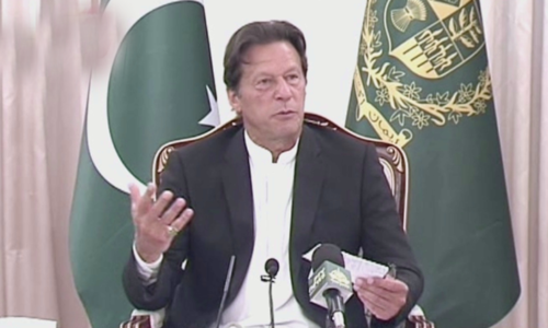 PM Imran announces phased lifting of lockdown from May 9