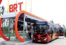 SC flays KP govt over inability to complete Peshawar's BRT project