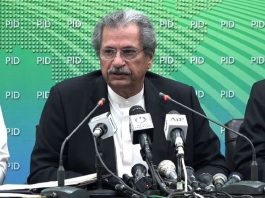 Educational institutions to remain closed till 15 July: Shafqat Mehmood