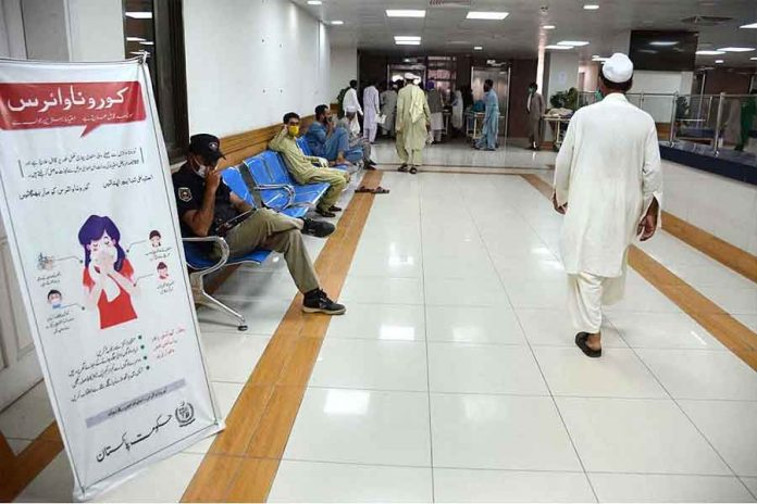 Khyber Pakhtunkhwa coronavirus death toll reaches 914
