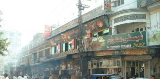 Peshawar's famous Namak Mandi food street reopens after three months