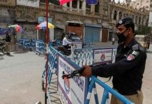 Peshawar administration extends smart lockdown to commercial areas